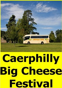 The Caerphilly Big Cheese Festival